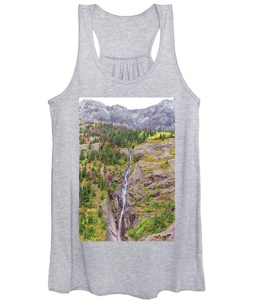Bear Creek Falls Women's Tank Top