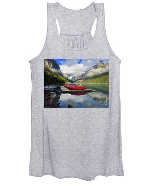 Beautiful Banff Women's Tank Top