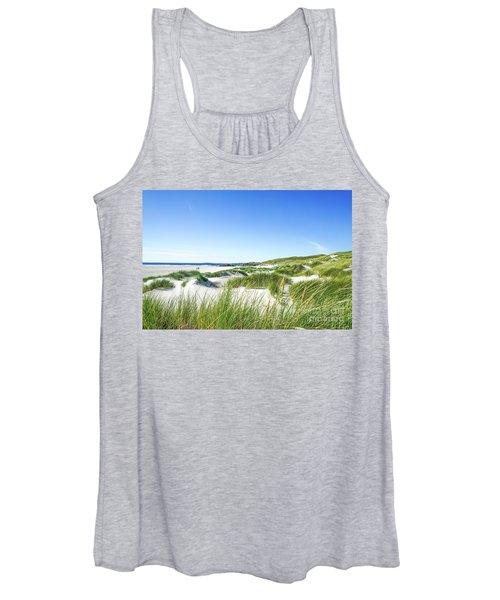 Beautiful Beach Women's Tank Top