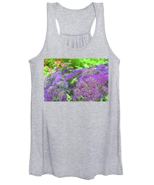 Beauty In The Garden Women's Tank Top