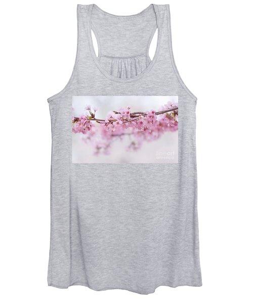 Beauty Of Blossom Women's Tank Top