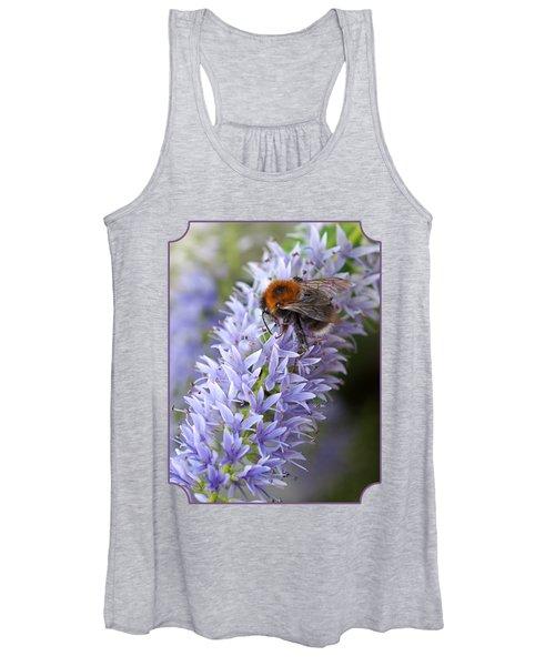Bee Happy 2 Women's Tank Top