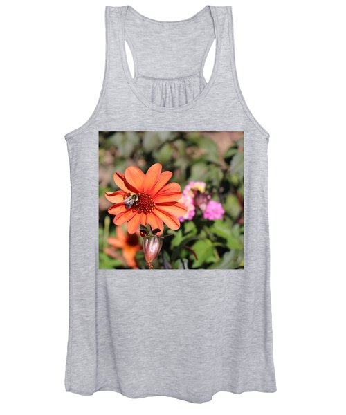 Bees-y Day Women's Tank Top
