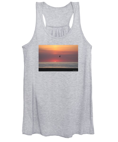 Beginning The Day Women's Tank Top