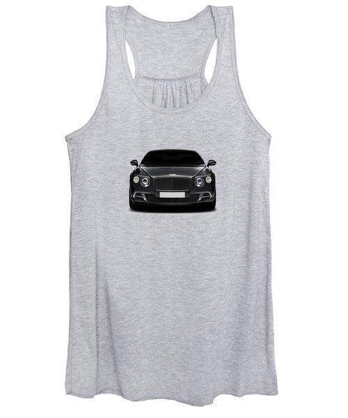Bentley Continental Gt Women's Tank Top
