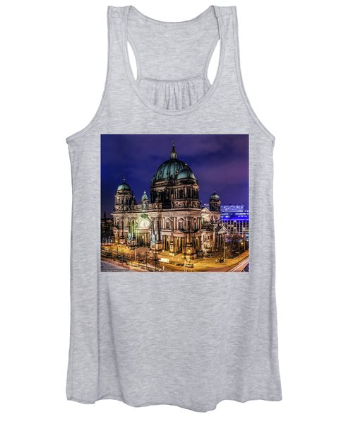 Berlin Cathedral Women's Tank Top