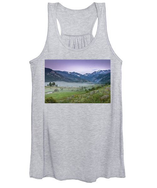 Between Night And Day Women's Tank Top