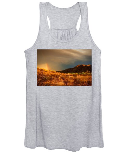 Beyond The Rainbow Women's Tank Top