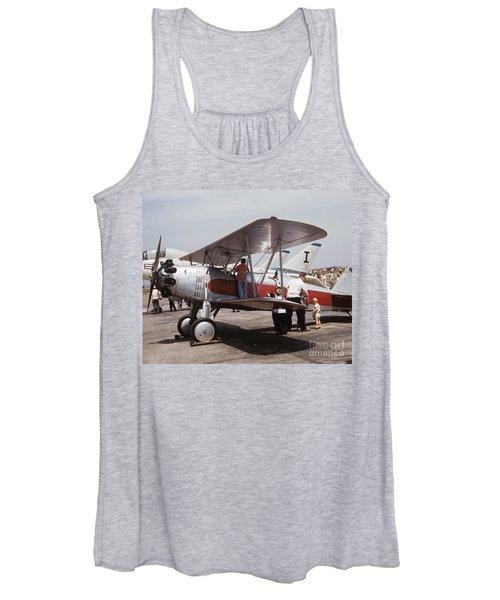 Bi-wing-3 Women's Tank Top
