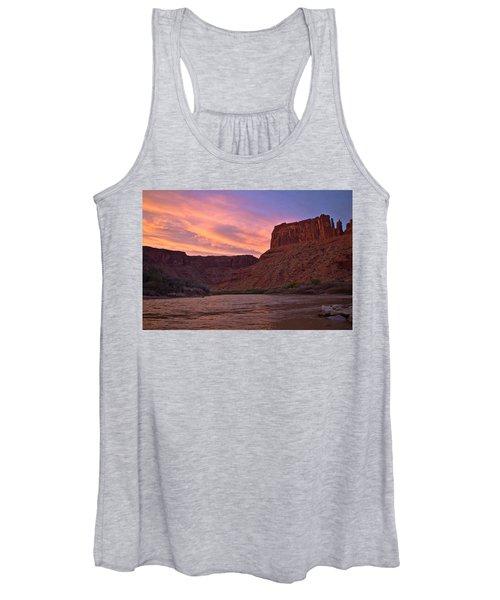 Big Bend, Utah Women's Tank Top