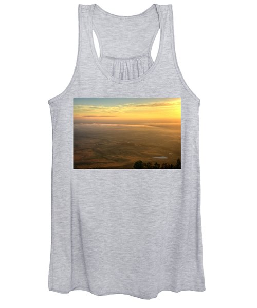 Bighorn Sunrise Women's Tank Top