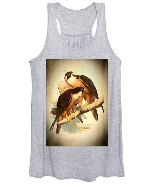 Birds Of Prey 2 Women's Tank Top