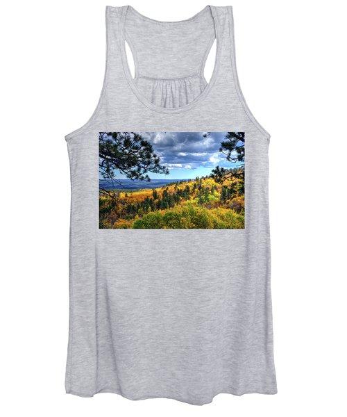 Black Hills Autumn Women's Tank Top