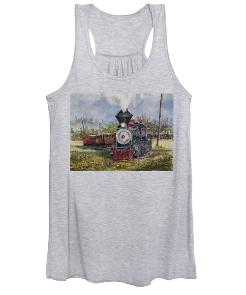 Black Hills Central Number 7 Women's Tank Top