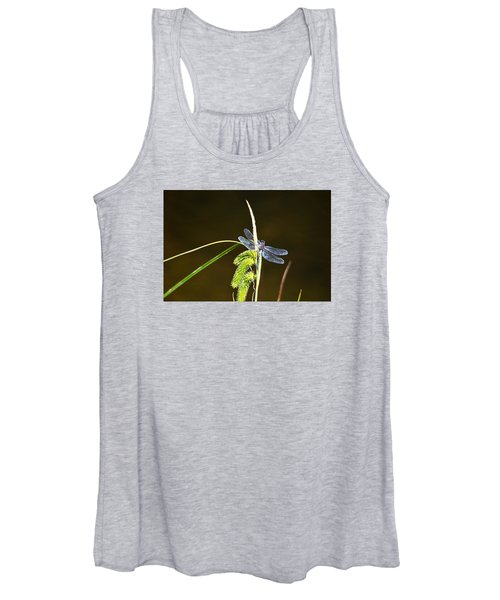 Blending In Women's Tank Top