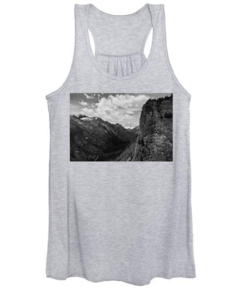 Blodgett Canyon Women's Tank Top