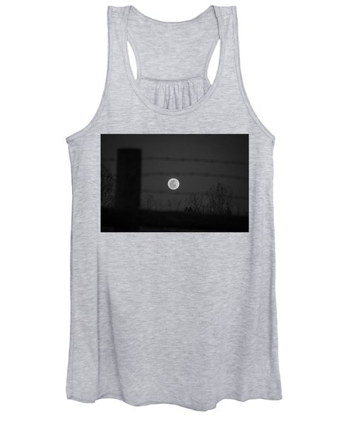 Blood Moon Women's Tank Top