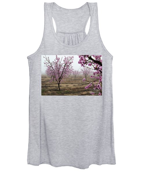 Blossom Trail Women's Tank Top