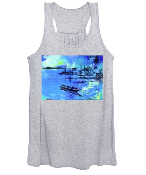 Blue Dream 2 Women's Tank Top