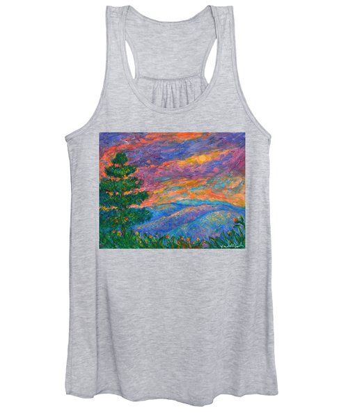 Blue Ridge Jewels Women's Tank Top