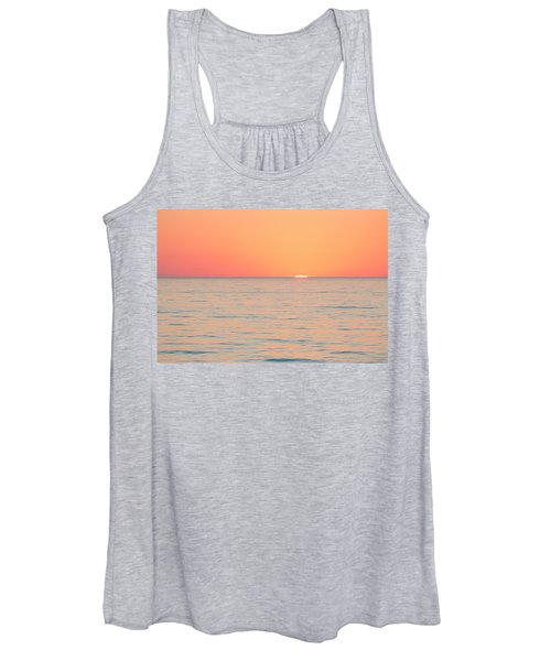 Boiling The Ocean Women's Tank Top