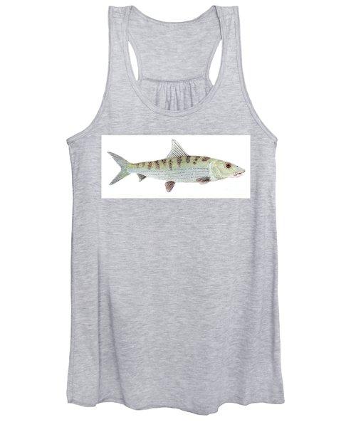 Bonefish Women's Tank Top