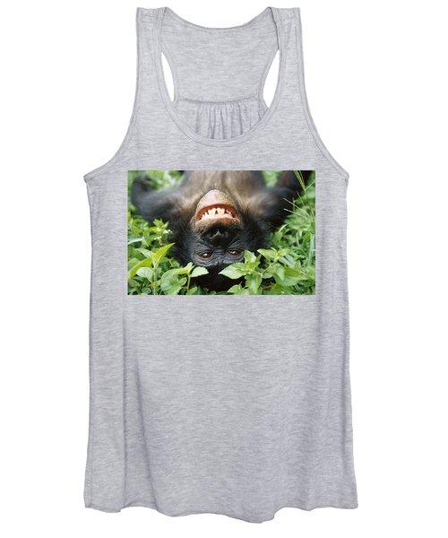 Bonobo Smiling Women's Tank Top