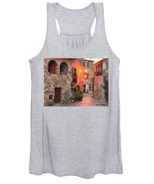 Borgo Medievale Women's Tank Top