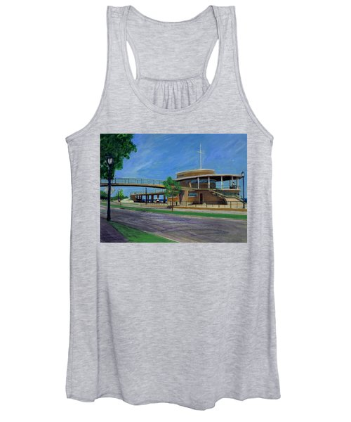 Bradford Beach House Women's Tank Top