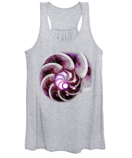 Brain Waves Women's Tank Top
