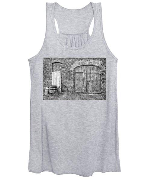 Brewhouse Door Women's Tank Top