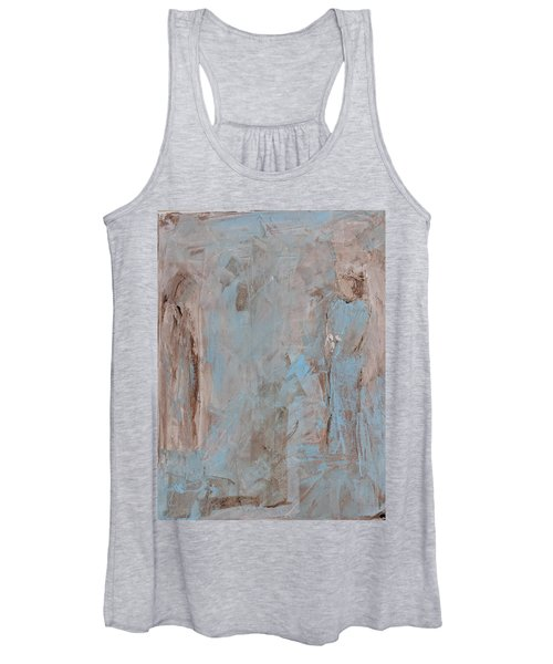 Bride Angel/ Blessed Mother Women's Tank Top