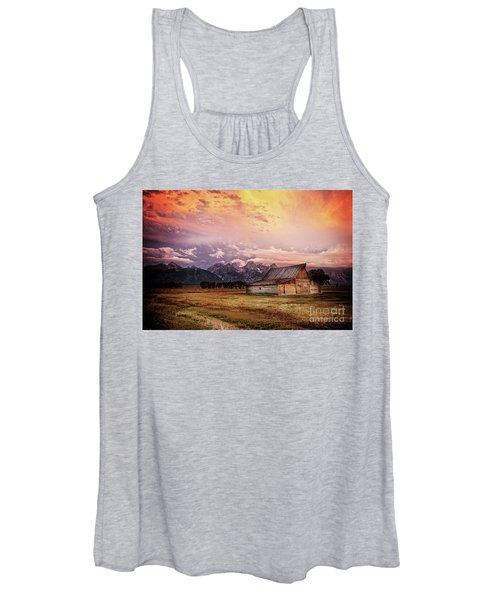 Brilliant Sunrise Women's Tank Top