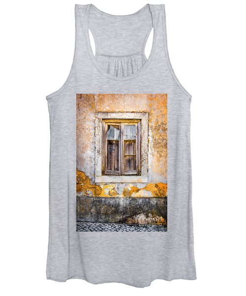 Broken Window Women's Tank Top