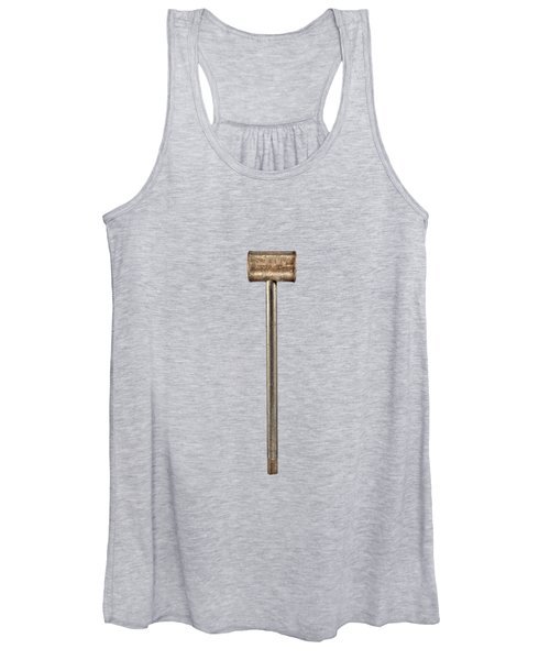 Bronze Hammer Women's Tank Top