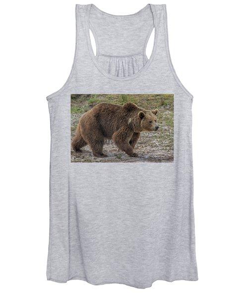 Brown Bear 6 Women's Tank Top