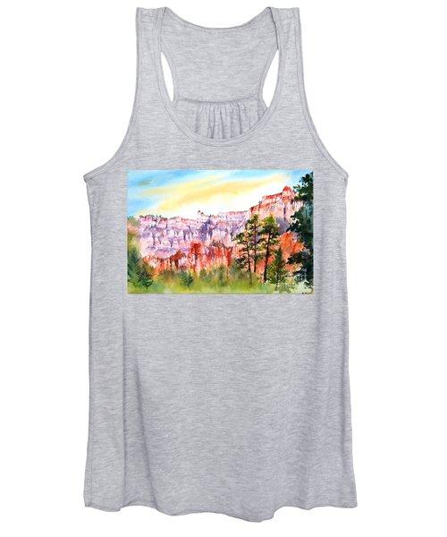 Bryce Canyon #3 Women's Tank Top