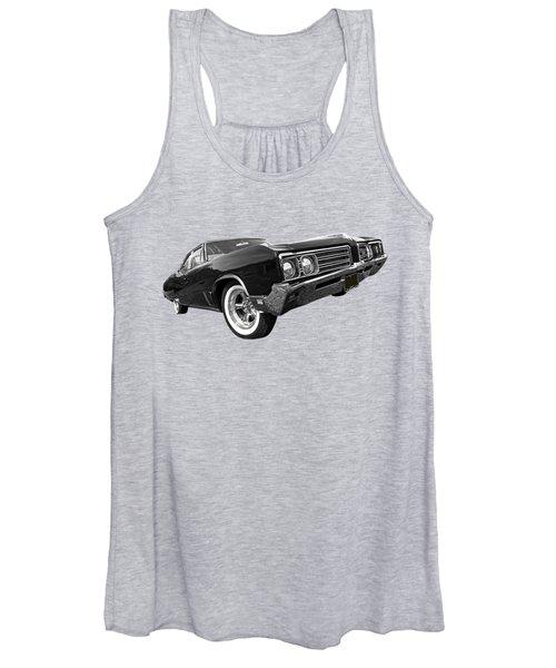 Buick Wildcat 1968 Women's Tank Top