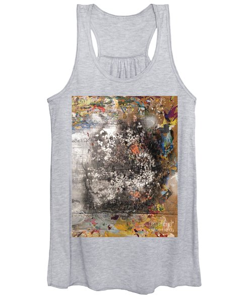 Burn Crackle Fizz Women's Tank Top