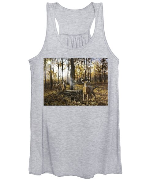 Busted Women's Tank Top
