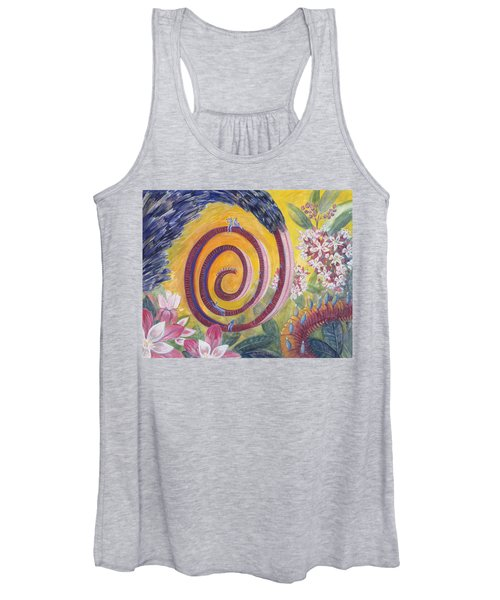 Butterfly's 'tongue' Women's Tank Top