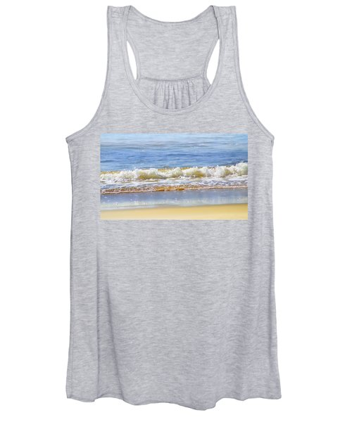 By The Coral Sea Women's Tank Top