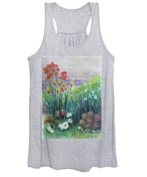 By The Garden Wall Women's Tank Top