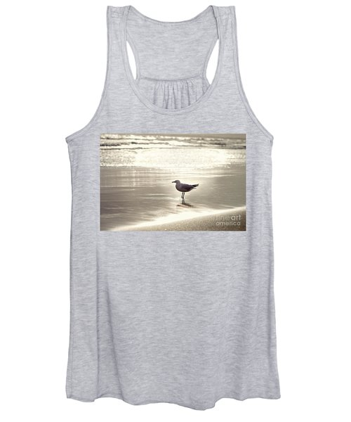 By The Sparkling Sea Women's Tank Top