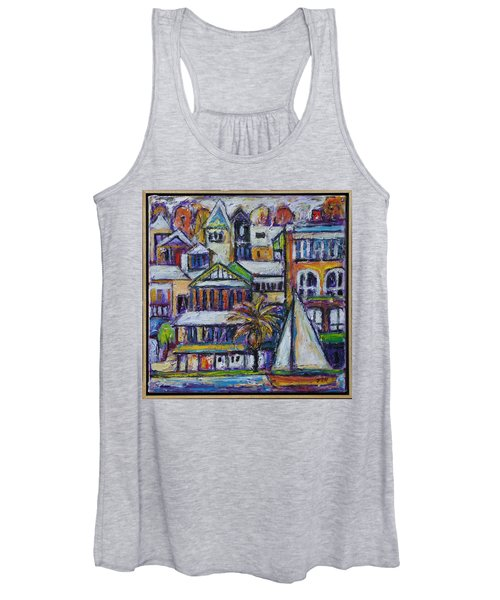 By The Water - Freo Women's Tank Top