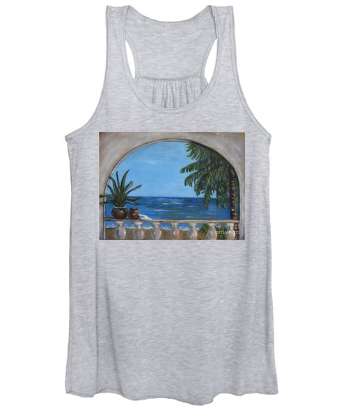 Cabo Arch #2 Women's Tank Top
