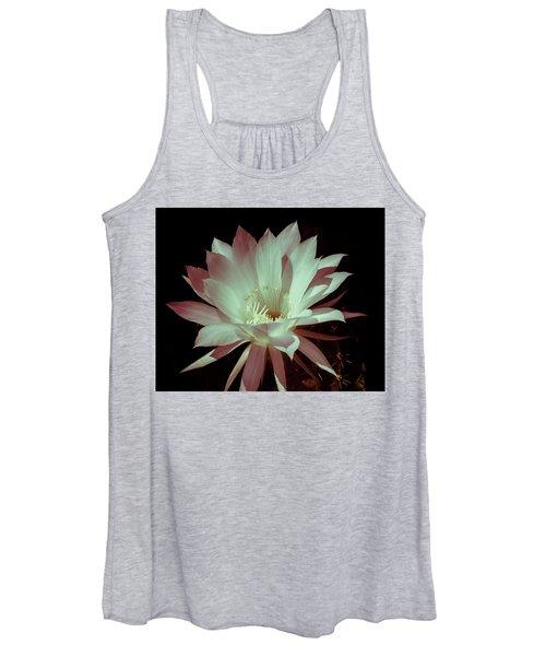Cactus Flower Women's Tank Top
