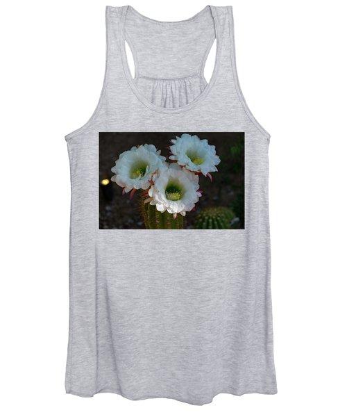 Cactus Flowers Women's Tank Top