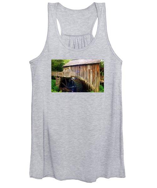 Cade Cove Mill Women's Tank Top