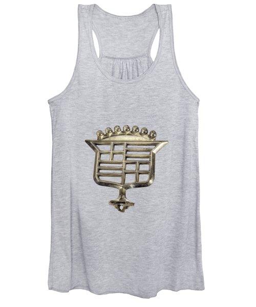Cadillac Emblem Women's Tank Top